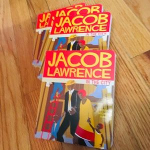 NWT Jacob Lawerence Baby Book